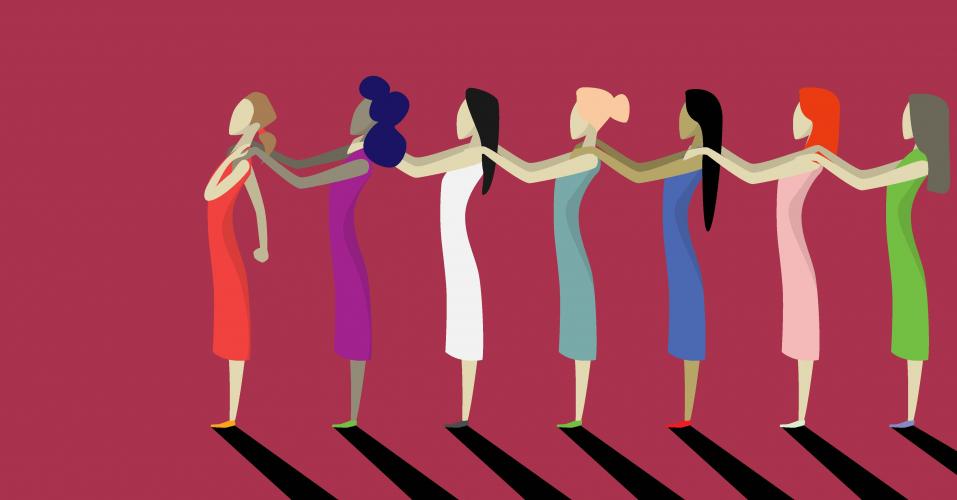 კამპანია ქალთა მიმართ ძალადობის წინააღმდეგ