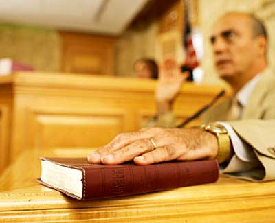 მოწმე და მისი უფლება–მოვალეობები