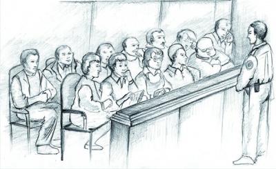 პირველად საქართველოში ვერდიქტი ნაფიცმა მსაჯულებმა გამოიტანეს