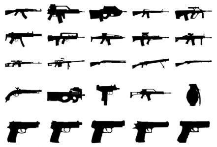 იარაღის სახეები