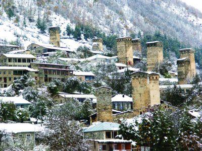 ახალი წლის დღესასწაულის ტრადიციები საქართველოში