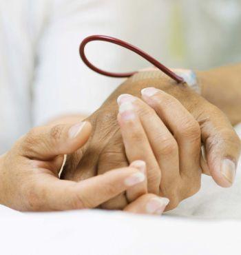 პაციენტის მკურნალობა და მოვლის უფლება