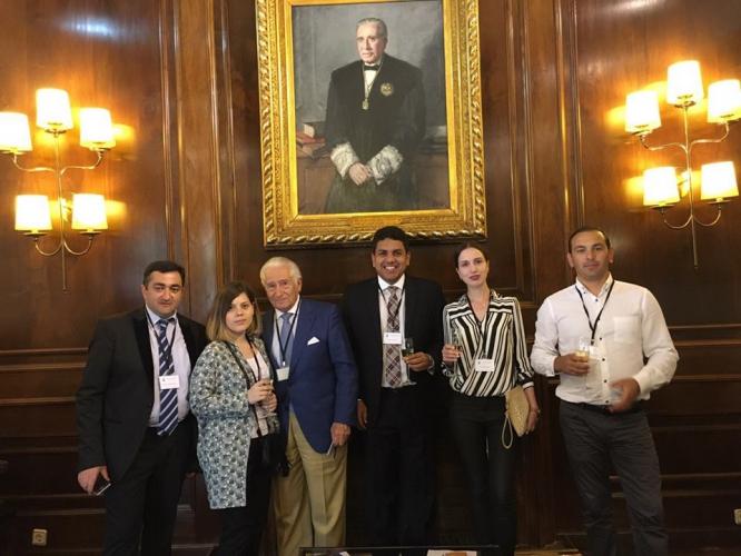 საადვოკატო  ბიურო OK & CG-ის წარმომადგენლები იურისტთა მსოფლიო ასოციაციის კონგრესს დაესწრნენ