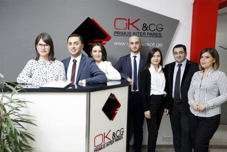 """საადვოკატო ბიურო """"OK & CG"""" – ის ადვოკატები 200 000 ლარით დააზღვიეს"""